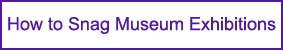 How to Snag Museum Exhibitions